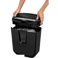 Шредер Fellowes PowerShred M-7C (секр. 3/P-3, 4х46мм,7лст.,14лтр.Уничт.скобы,пл.карты). Интернет-магазин Vseinet.ru Пенза