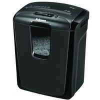 Шредер Fellowes PowerShred M-8C (секр. 3/P-3, 4х50мм,8лст.,15лтр.Уничт.скобы,пл.карты,скрепки). Интернет-магазин Vseinet.ru Пенза