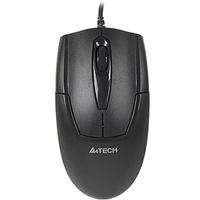 Фото Мышь проводная A4Tech OP-760, черная. Интернет-магазин Vseinet.ru Пенза