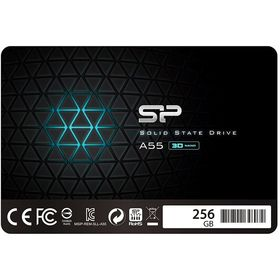 Накопитель SSD Silicon Power Ace A55 SP256GBSS3A55S25, 256Гб, SATA 6Gb/s. Интернет-магазин Vseinet.ru Пенза