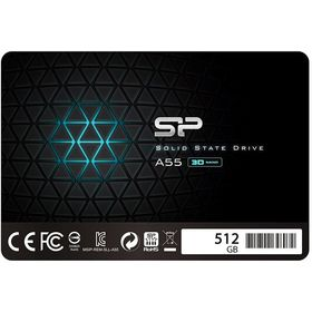 Накопитель SSD Silicon Power Ace A55 SP512GBSS3A55S25, 512Гб, SATA 6Gb/s. Интернет-магазин Vseinet.ru Пенза
