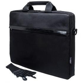 "Сумка для ноутбука PC PET PCP-1002BK /полиэстер /15,6"" /чёрная"