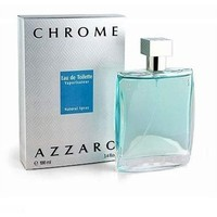 AZZARO CHROME 100ml edt. Интернет-магазин Vseinet.ru Пенза