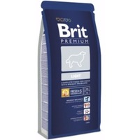 Корм сухой Brit Care Premium Light / для собак склонных к полноте / 15 кг / (132339). Интернет-магазин Vseinet.ru Пенза