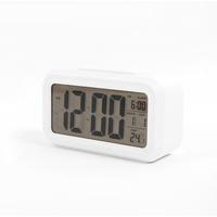 Электронные часы СИГНАЛ (18136) EC-137W, белый. Интернет-магазин Vseinet.ru Пенза