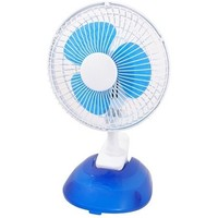 Вентилятор Energy EN-0601 белый с синим. Интернет-магазин Vseinet.ru Пенза
