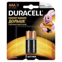 Батарея Duracell Basic CN LR03-2BL AAA (2шт). Интернет-магазин Vseinet.ru Пенза