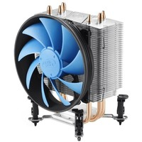 Вентилятор Deepcool GAMMAXX 300, Soc.1150/1155/1156/AM3+/FM1/FM2 4pin 18-21dB Al+Cu 130W 473g клипсы. Интернет-магазин Vseinet.ru Пенза