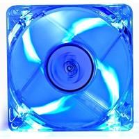 Вентилятор корпусной Deepcool XFAN 80L 80x80x25 3pin 20dB 1800rpm 60g голубой LED. Интернет-магазин Vseinet.ru Пенза