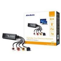 Устройство видеозахвата AVerMedia DVD EZMaker Gold (PCI,S-Video,640x480). Интернет-магазин Vseinet.ru Пенза