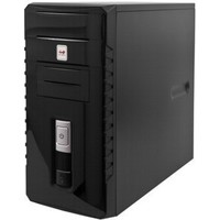 Корпус IN WIN ENR-030, 400W, microATX, чёрный 2xUSB/Audio. Интернет-магазин Vseinet.ru Пенза