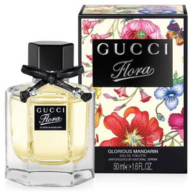Туалетная вода Gucci BY GUCCI FLORA MANDARINE / 50ml / EDT / NEW
