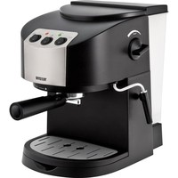 Кофеварка эспрессо Mystery MCB-5120 /чёрная. Интернет-магазин Vseinet.ru Пенза