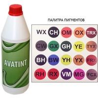 Фото AVATINT RX пигмент 1000гр. Интернет-магазин Vseinet.ru Пенза