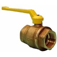 Кран шаровый БАЗ 11Б27П ДУ-40 г/г для газа рычаг латунный. Интернет-магазин Vseinet.ru Пенза