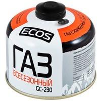 Фото Газ всесезонный т.м.ECOS в баллоне GC-230 (резьбовой EPI-GAS,230 г, Корея). Интернет-магазин Vseinet.ru Пенза