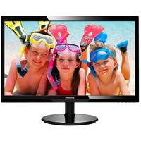 "Монитор Philips 246V5LSB / 24"" / чёрный. Интернет-магазин Vseinet.ru Пенза"