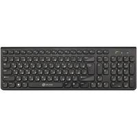 Клавиатура Oklick 880S беспроводная, USB, черная. Интернет-магазин Vseinet.ru Пенза