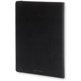 Блокнот Moleskine CLASSIC 190х250мм 192стр. линейка твердая обложка черный. Интернет-магазин Vseinet.ru Пенза