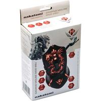 Мышь проводная NAKATOMI MOG-25U, USB, черная. Интернет-магазин Vseinet.ru Пенза