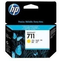 Картридж струйный HP 711 желтый для HP Designjet T120/T520 ePrinter series 29 мл. Интернет-магазин Vseinet.ru Пенза