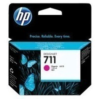 Картридж струйный HP 711 пурпурный для HP Designjet T120/T520 ePrinter series 29 мл. Интернет-магазин Vseinet.ru Пенза