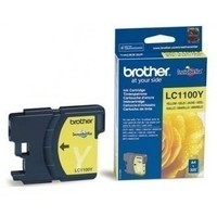 Картридж струйный Brother LC1100Y yellow для DCP-385C/MFC-990CW/DCP-6690CW (325 стр). Интернет-магазин Vseinet.ru Пенза