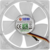 Вентилятор Titan TFD-C802512Z/TC(RB) 80x80 case (3pin) ThermoControl. Интернет-магазин Vseinet.ru Пенза