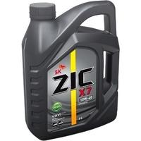 Фото Моторное масло ZIC X7 Diesel 10W-40, синтетическое, 4 л. Интернет-магазин Vseinet.ru Пенза