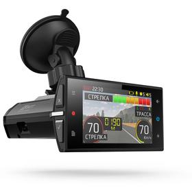 Фото Видеорегистратор с радар-детектором Silverstone F1 HYBRID S-BOT. Интернет-магазин Vseinet.ru Пенза