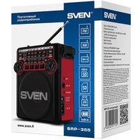 SVEN SRP-355, красный