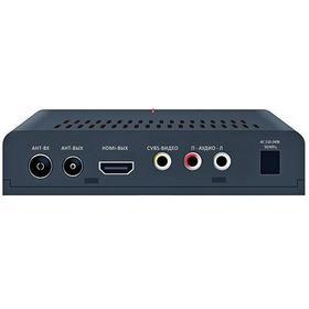 Купить Ресивер DVB-T2 Cadena CDT-1711SB черный в г.Пенза, цена в интернет-магазине Vseinet.ru
