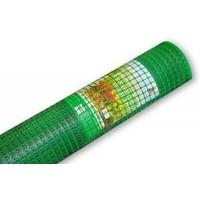 Садовая решетка Протэкт 20х20 10м хаки-зеленый. Интернет-магазин Vseinet.ru Пенза