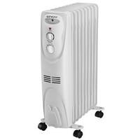 Радиатор масляный ENGY EN-1309 / 9 секций / 2500 Вт / до 25 м² / белый. Интернет-магазин Vseinet.ru Пенза