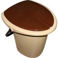 Ведро-туалет 17л ING300001. Интернет-магазин Vseinet.ru Пенза