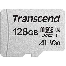 Карта памяти Transcend micro SDXC 128Гб, Class 10 UHS-I U3 (TS128GUSD300S). Интернет-магазин Vseinet.ru Пенза