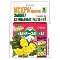 Фото 01-439 ИСКРА Золотая палочки для защиты комнатных растений (уп 10 шт). Интернет-магазин Vseinet.ru Пенза