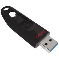 Флешка SanDisk Ultra CZ48 64 Гб, USB 3.0, черный (SDCZ48-064G-U46). Интернет-магазин Vseinet.ru Пенза