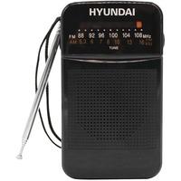 Радиоприемник портативный Hyundai H-PSR110 черный. Интернет-магазин Vseinet.ru Пенза