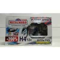 Лампа MITSUMORO 24В H3 70Вт plasma effect +200 54330NB2. Интернет-магазин Vseinet.ru Пенза