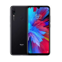 Фото Смартфон Xiaomi Redmi Note 7, 3072Мб/32Гб, 2 SIM, черный. Интернет-магазин Vseinet.ru Пенза