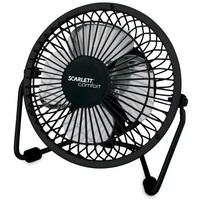 Вентилятор Scarlett SC - DF111S95 черный. Интернет-магазин Vseinet.ru Пенза