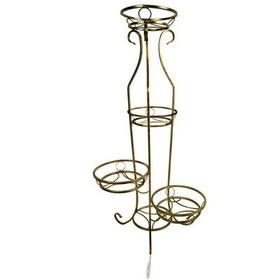 Фото Подставка напольная ваза на 4 горшка М0000038 г.Москва. Интернет-магазин Vseinet.ru Пенза