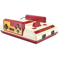 Игровая консоль DENDY Retro Genesis 300 игр, два проводных джойстика, HD Ultra, белый/красный. Интернет-магазин Vseinet.ru Пенза