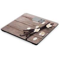 Весы напольные StarWind SSP6020, коричневые с рисунком. Интернет-магазин Vseinet.ru Пенза