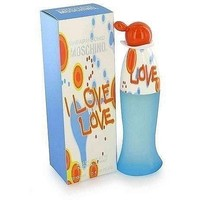 Туалетная вода Moschino I LOVE LOVE lady mini / 4,5ml / EDT. Интернет-магазин Vseinet.ru Пенза