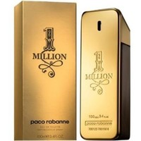 PACO RABANNE 1Million men 100ml edt. Интернет-магазин Vseinet.ru Пенза