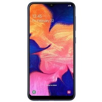 Смартфон Samsung Galaxy A10, 2048Мб/32Гб, 2 SIM, темно-синий. Интернет-магазин Vseinet.ru Пенза