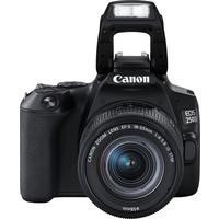 "Фото Зеркальный Фотоаппарат Canon EOS 250D черный 24.2Mpix EF-S 18-55mm f/1:4-5.6 IS STM 3"" 4K Full HD SDXC Li-ion. Интернет-магазин Vseinet.ru Пенза"