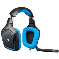 Гарнитура Logitech G430 Surround Sound Gaming Headset. Интернет-магазин Vseinet.ru Пенза